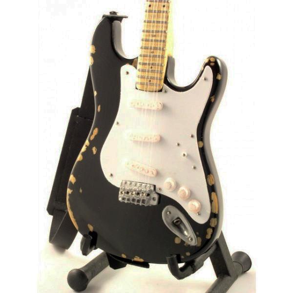 Mini Guitar Replica Eric Clapton - Blackie 26 cm
