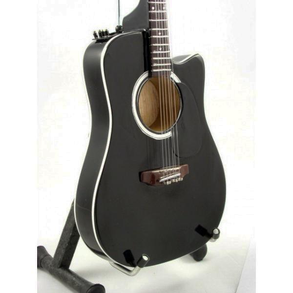Mini Guitar Replica Jon Bon Jovi 26 cm
