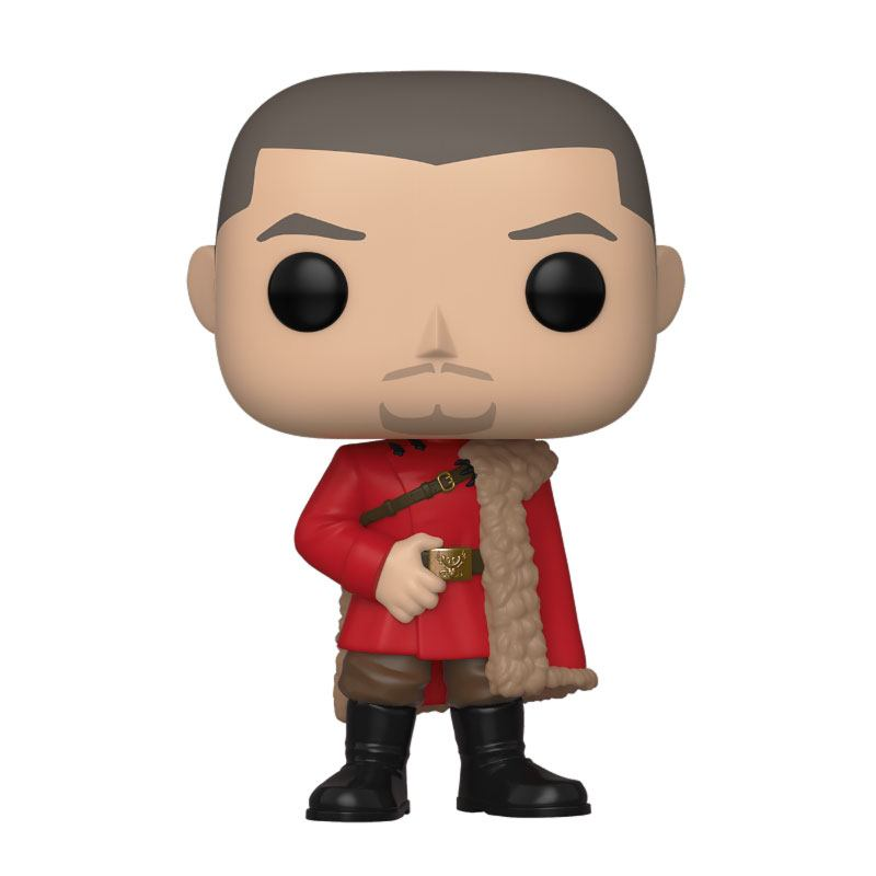 Harry Potter POP! Movies Vinyl Figure Viktor Krum (Yule) 10 cm
