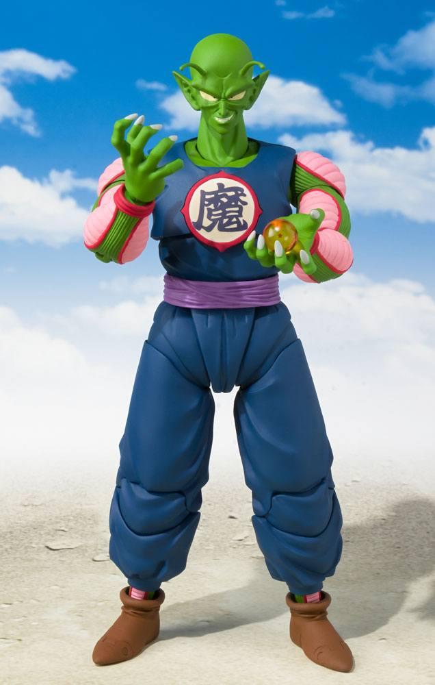 Dragonball S.H. Figuarts Action Figure Demon King Piccolo (Daimao) Tamashii