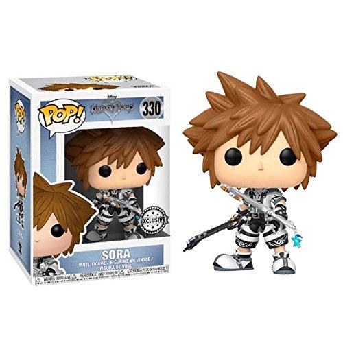 Funko Pop! Kingdom Hearts - Sora Exclusive Edition Viny Figure 10 cm