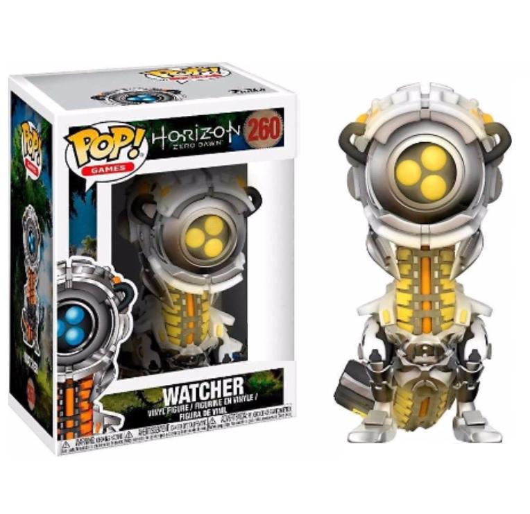 Pop! Games: Horizon Zero Dawn - Watcher Glow in the Dark Exclusive Edition