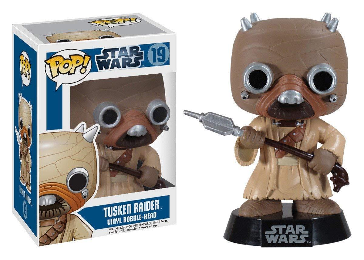 Star Wars POP! Tusken Raider Viny Figure 10 cm