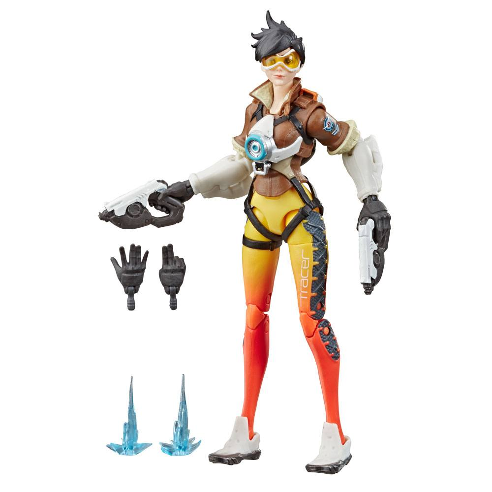 Overwatch Ultimates Core Action Figure Tracer 15 cm 2019 Wave 1