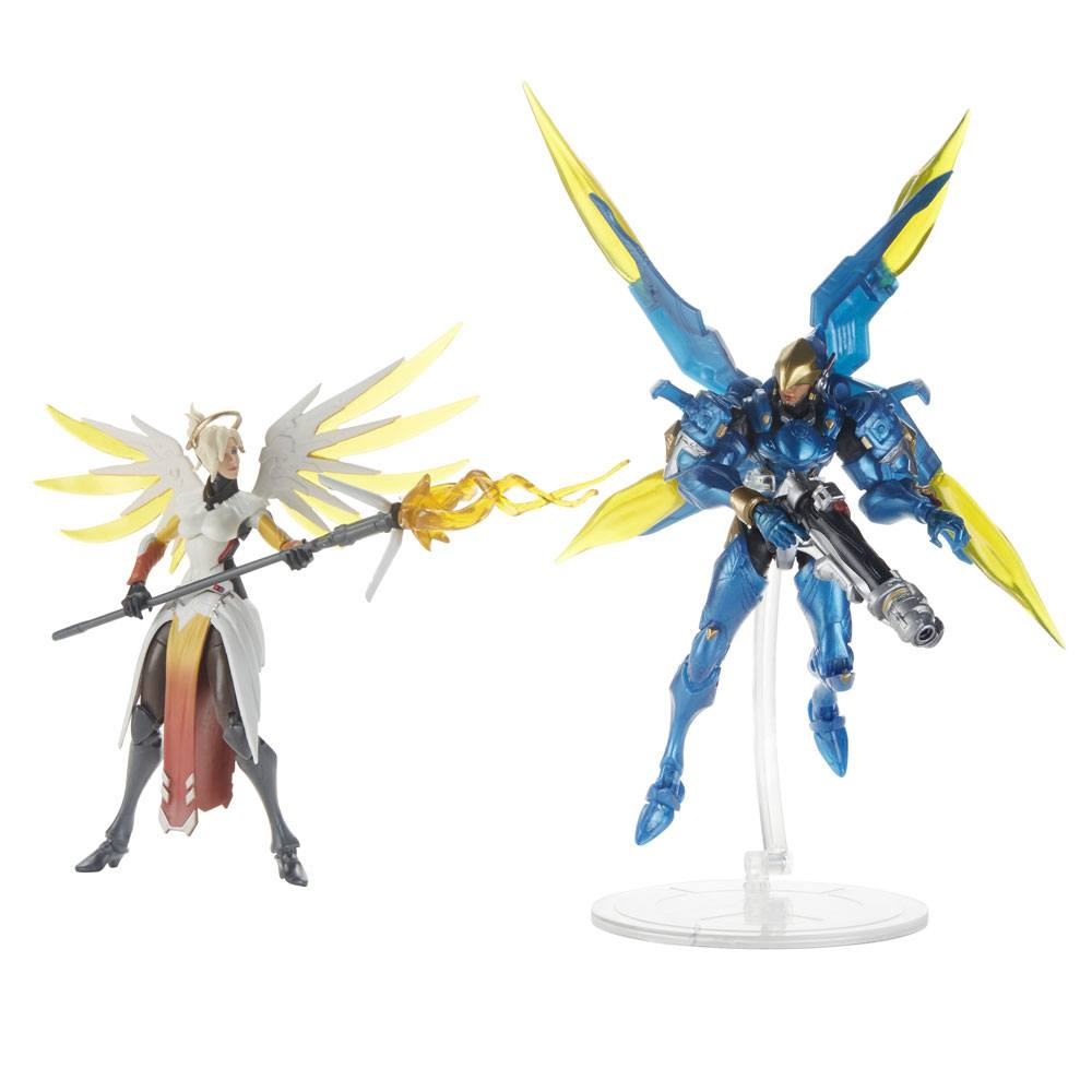 Overwatch Ultimates Action Figure Mercy & Pharah 15 cm 2-Pack 2019 Wave 1
