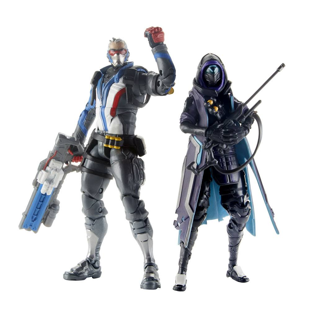 Overwatch Ultimate Action Figure  Ana & Soldier 76 15 cm 2-Pack 2019 Wave 1