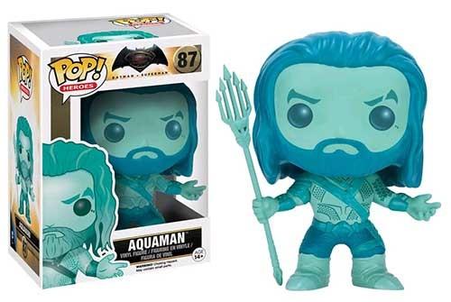 Pop! DC: Batman vs Superman - Aquaman (Ocean) Exclusive Edition