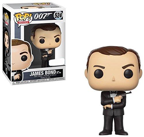 Pop! Movies: James Bond - James Bond Vinyl Figure 10 cm