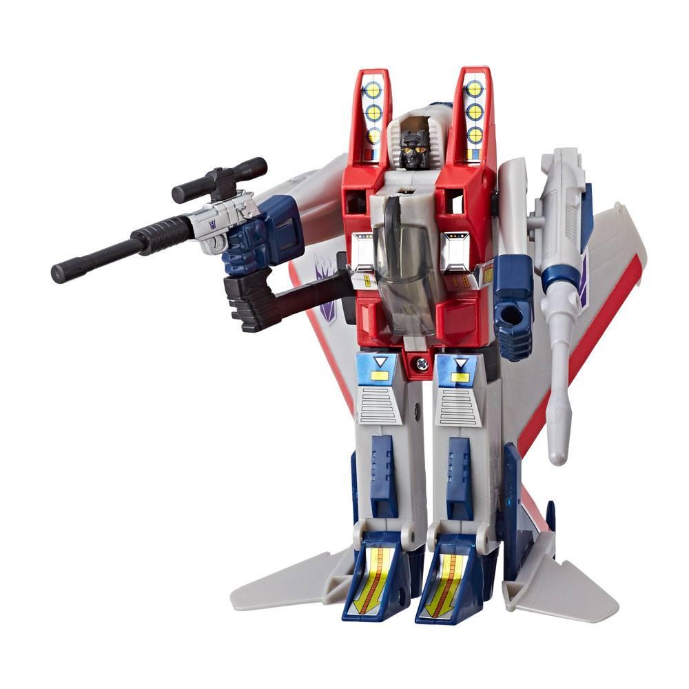 Transformers Action Figure Vintage G1 Starscream 14 cm