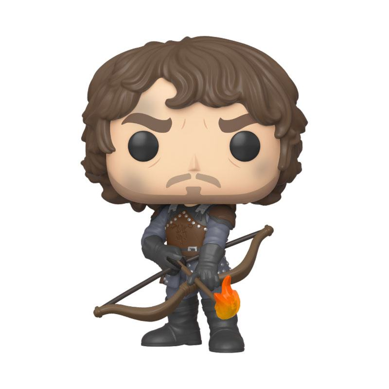 Game of Thrones POP! Television Vinyl Figure Theon w/Flamming Arrows 10 cm