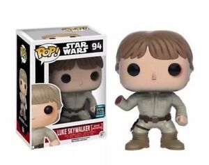 Star Wars POP! Luke Skywalker 2016 Galactic Convention Exclusive Edition
