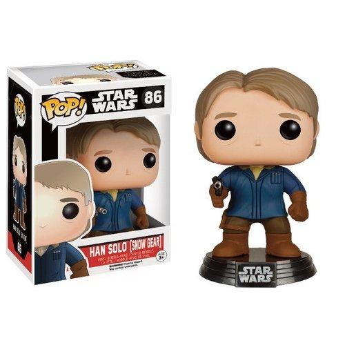 Star Wars POP! Han Solo (Snow Gear) LootCrate Exclusive 10 cm