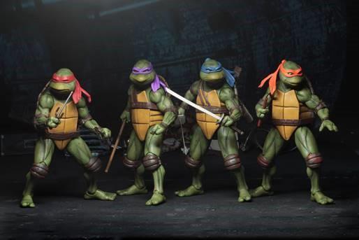 Teenage Mutant Ninja Turtles Action Figure Donatello 18 cm