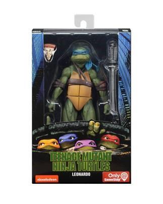 Teenage Mutant Ninja Turtles Action Figure Leonardo 18 cm