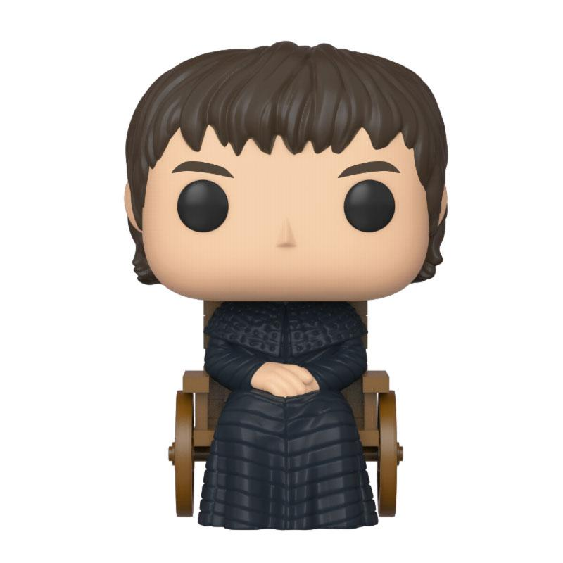 Game of Thrones POP! Television Vinyl Figure King Bran The Broken 10 cm