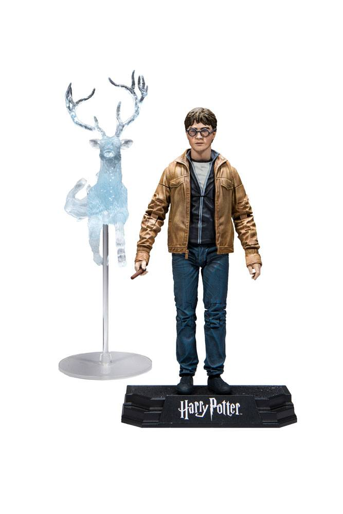 Harry Potter and the Deathly Hallows Part 2 - Action Figure Harry Potter