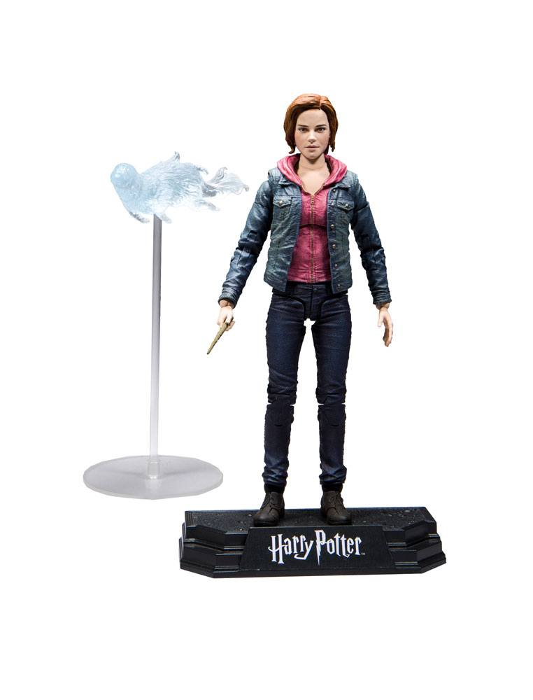 Harry Potter and the Deathly Hallows Part 2 Action Figure Hermione Granger