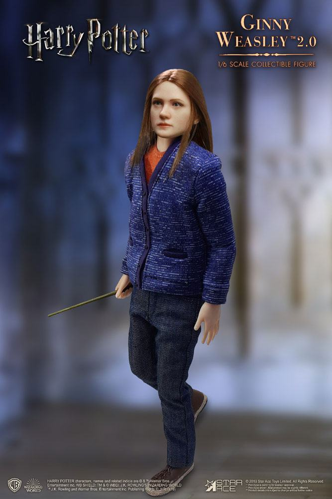 Harry Potter My Favourite Movie AF 1/6 Ginny Casual Wear Limited Edition