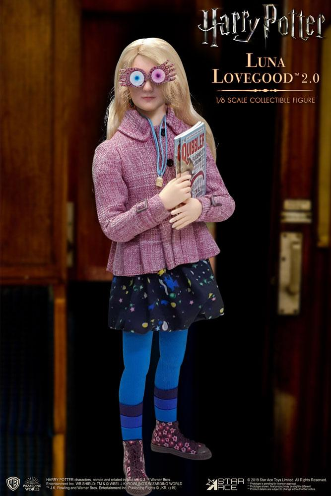Harry Potter My Favourite Movie AF 1/6 Luna Lovegood Casual Wear Lim Edtion