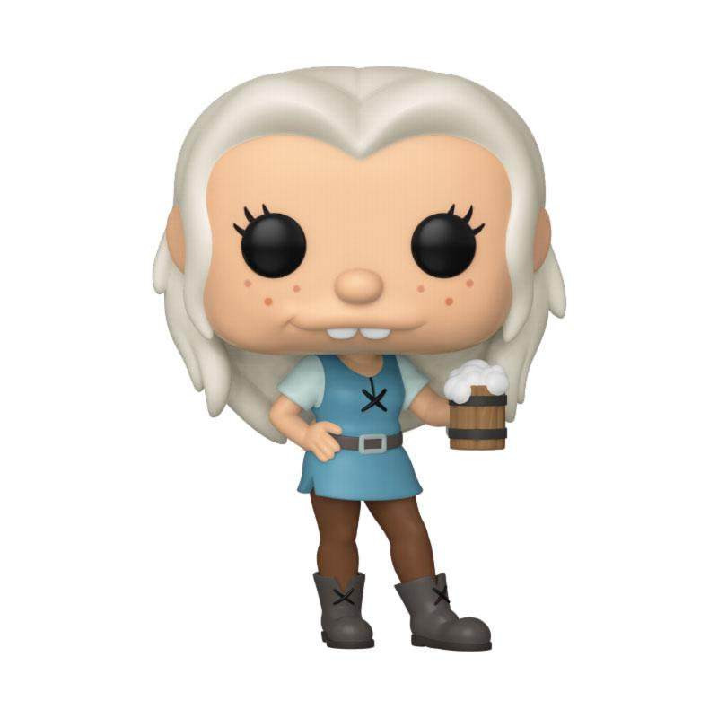 Disenchantment POP! Animation Vinyl Figure Bean 10 cm