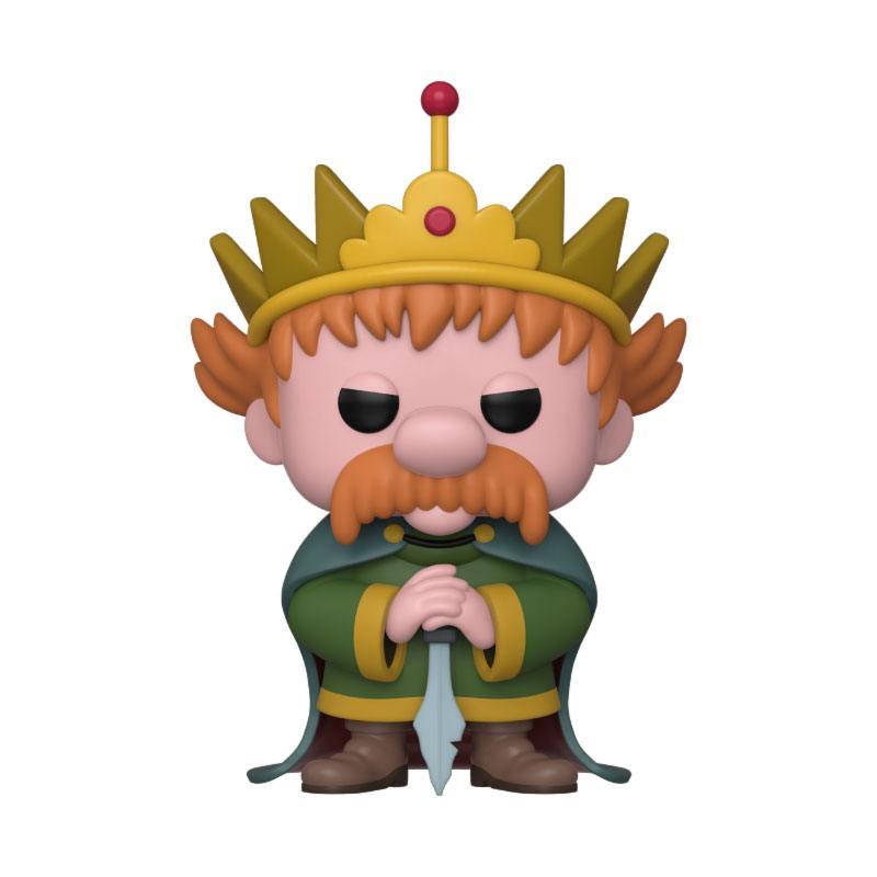 Disenchantment POP! Animation Vinyl Figure King Zog 10 cm