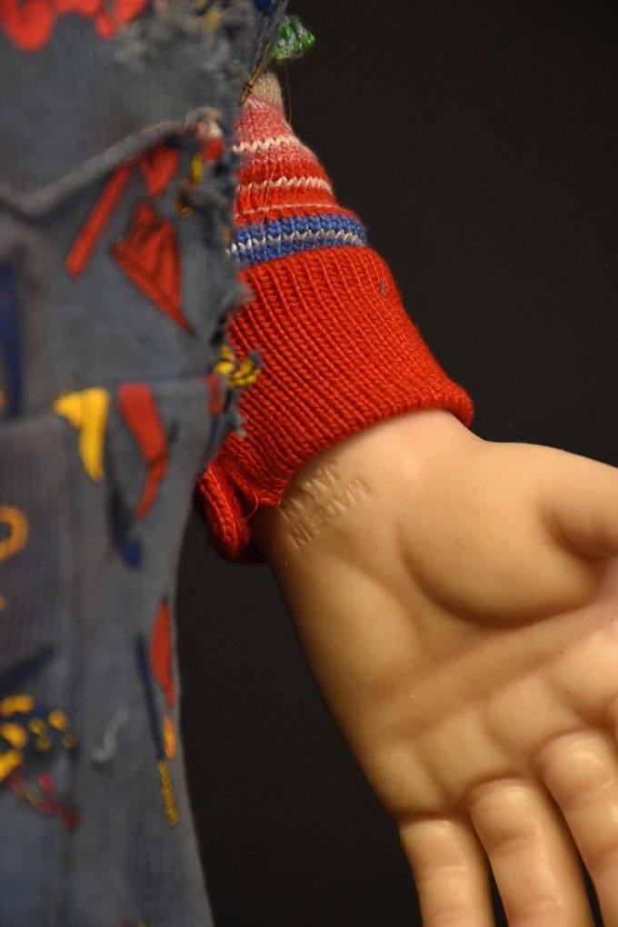 Seed of Chucky Prop Replica 1/1 Chucky Doll 76 cm