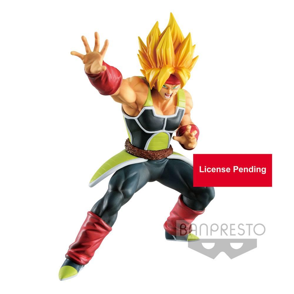 Dragonball Z Posing Series PVC Statue Super Saiyan Bardock 17 cm