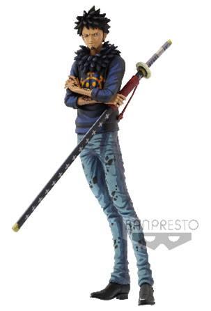 One Piece Grandista Figure Trafalgar Law Manga Dimensions 30 cm
