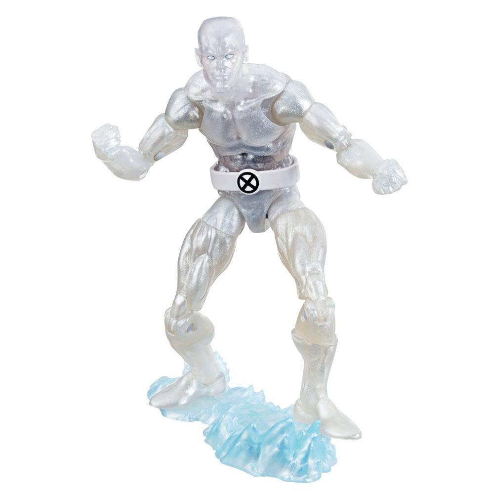 Uncanny X-Men Retro Marvel Legend Action Figure 15 cm 2019 Wave 1 Iceman