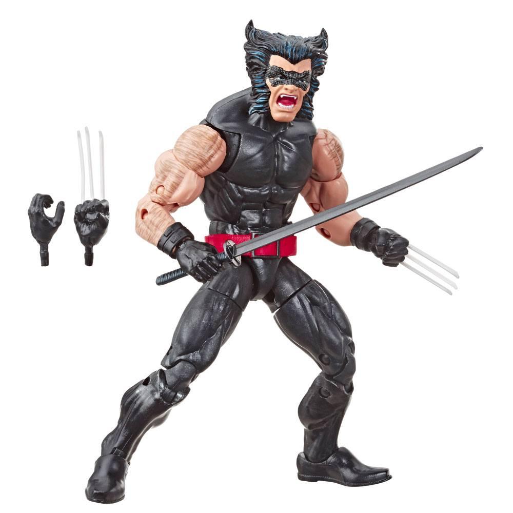 Uncanny X-Men Retro Marvel Legend Action Figure 15 cm 2019 Wave 1 Wolverine