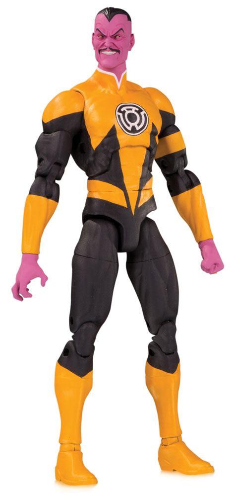 DC Essentials Action Figure Sinestro 16 cm