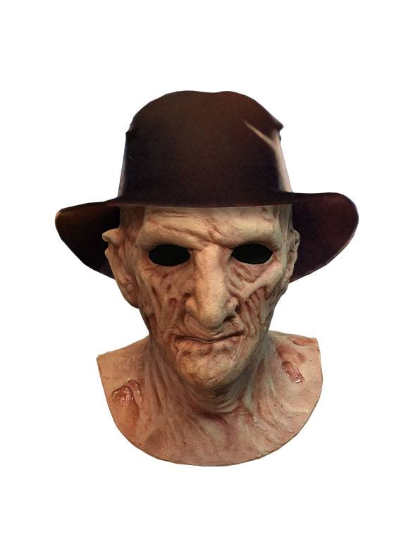 A Nightmare on Elm Street 2: Freddy's Revenge Deluxe Latex Mask with Hat