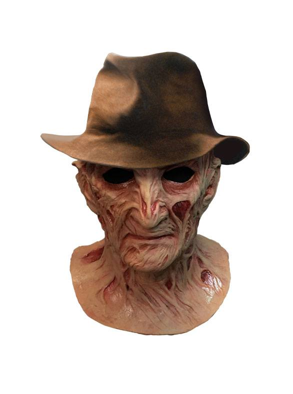 A Nightmare on Elm Street 4: The Dream Master Deluxe Latex Mask with Hat
