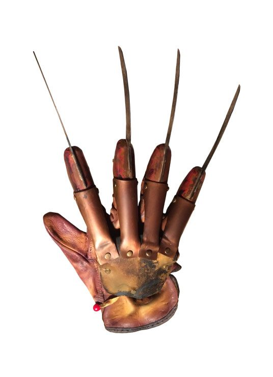 A Nightmare On Elm Street Replica 1/1 Freddy's Glove