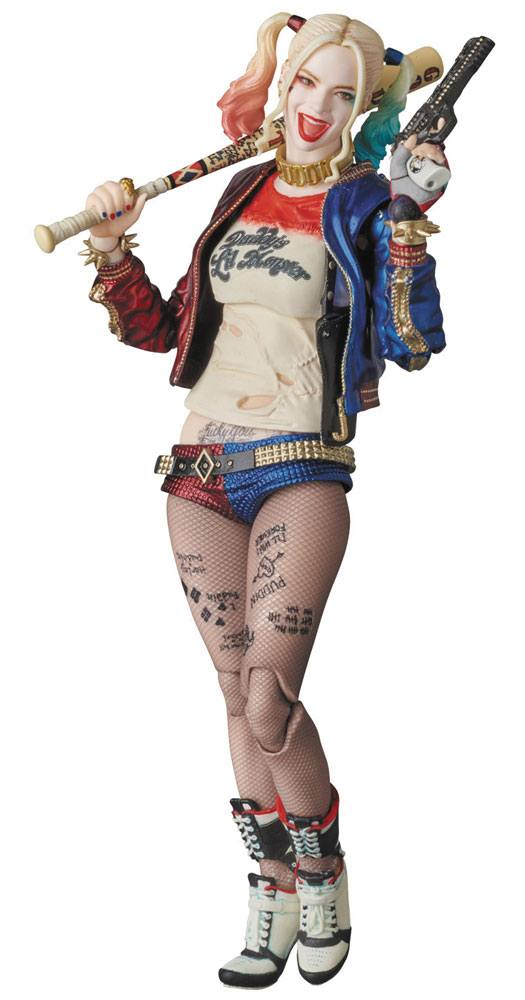 Suicide Squad MAF EX Action Figure Harley Quinn 15 cm