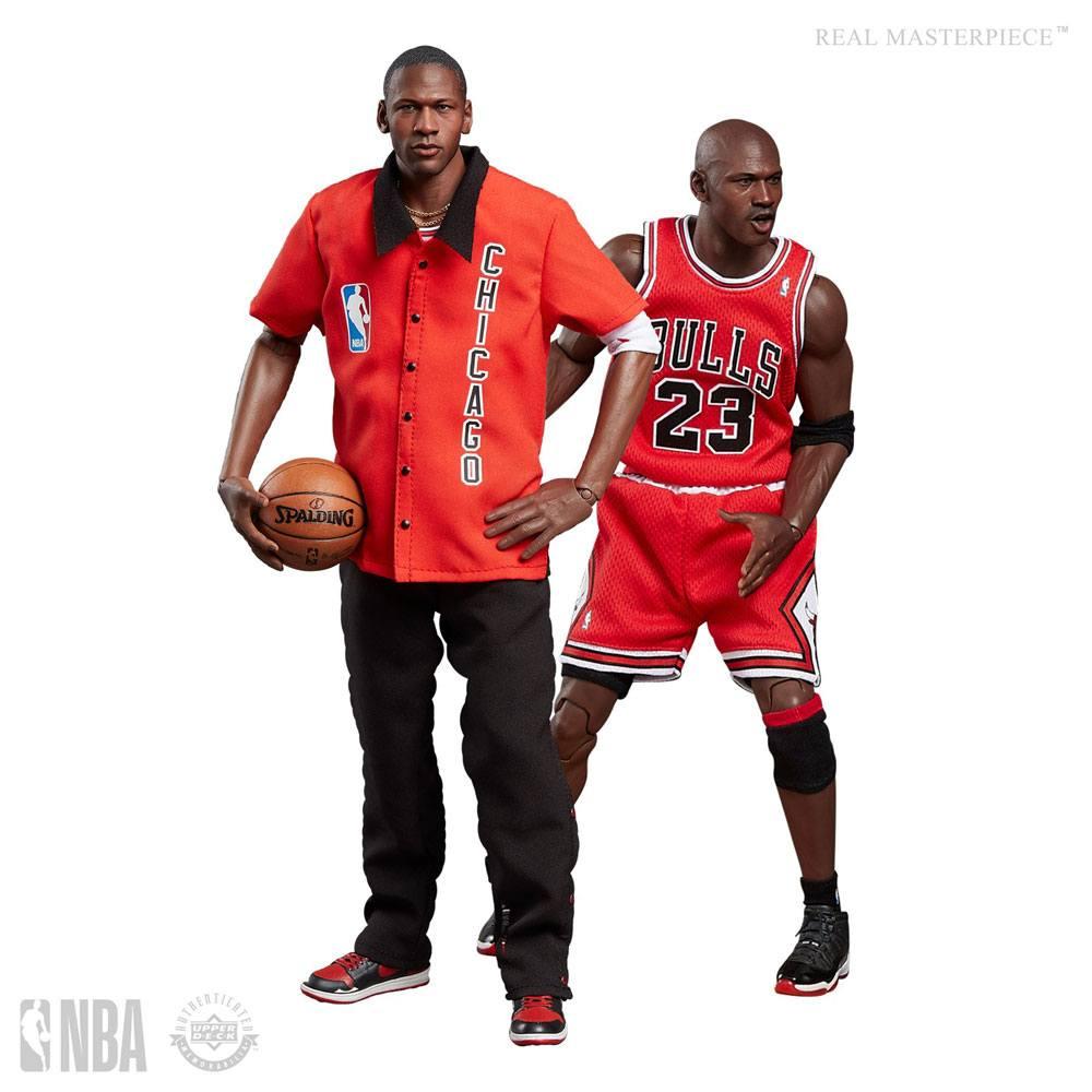 NBA Collection Real Masterpiece AF 1/6 Michael Jordan (Away) Final Lim. Edt