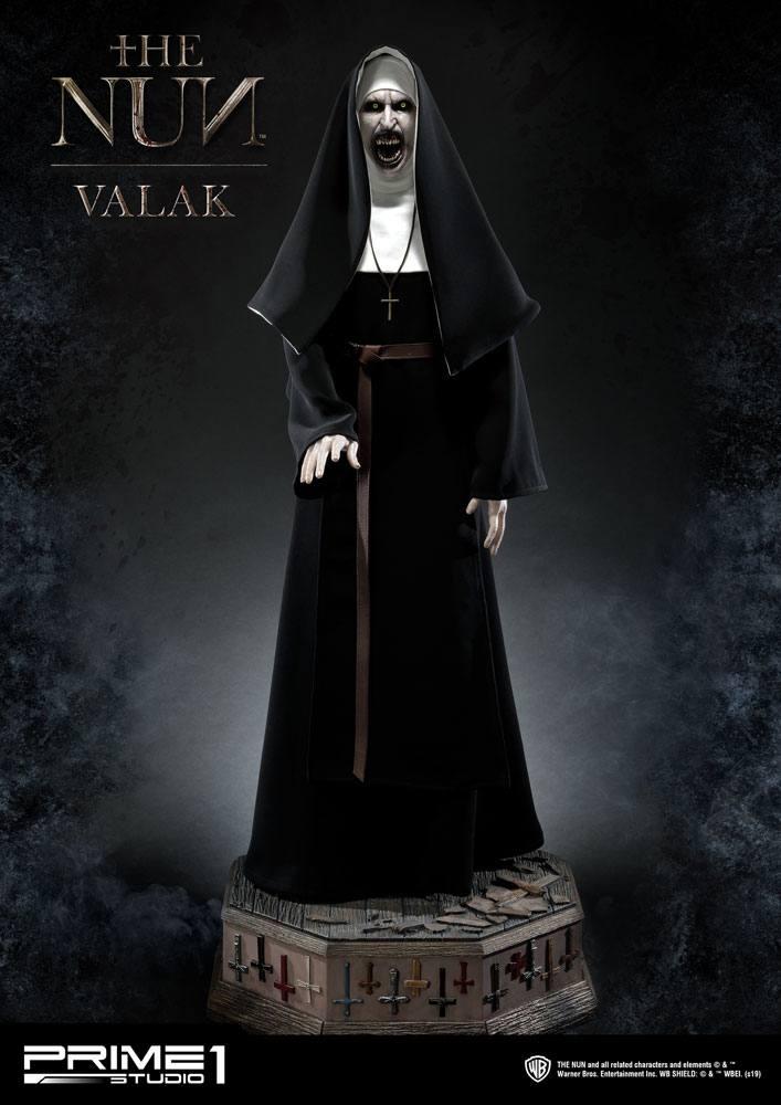 The Nun Statue 1/2 Valak 114 cm