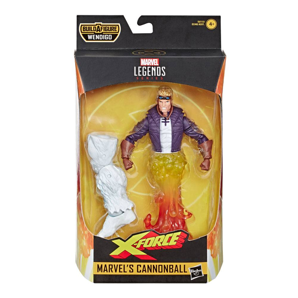 Action Figure Marvel Legends X-Force Marvel's Cannonball (X-Force) 15 cm