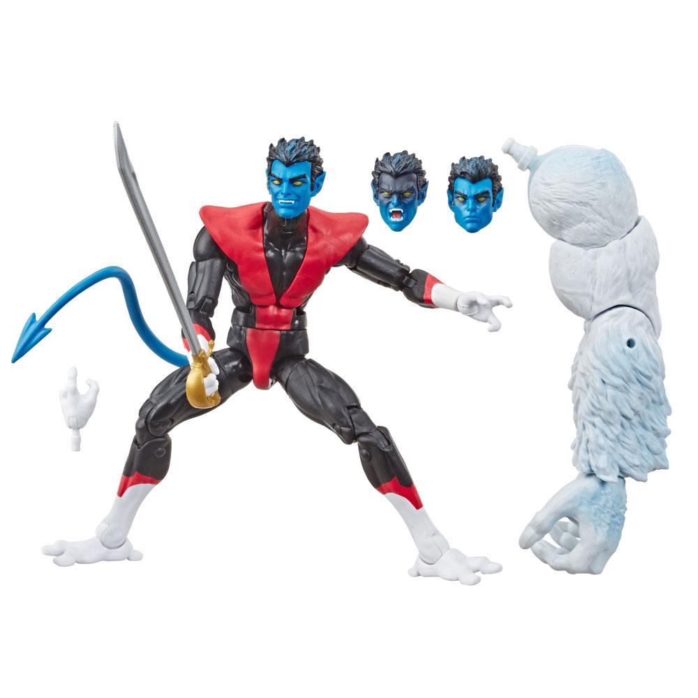 Action Figure Marvel Legends X-Force Nightcrawler (X-Men) 15 cm