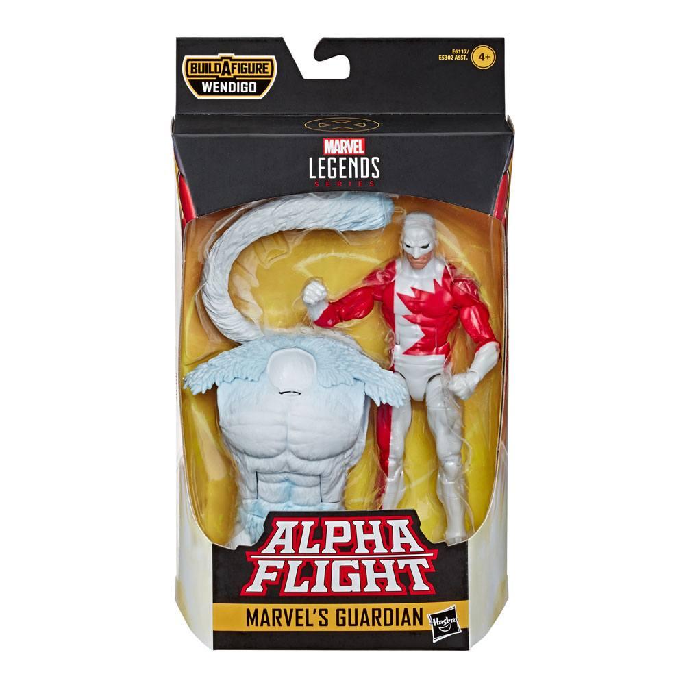 Action Figure Marvel Legends X-Force Marvel's Guardian (Alpha Flight) 15 cm