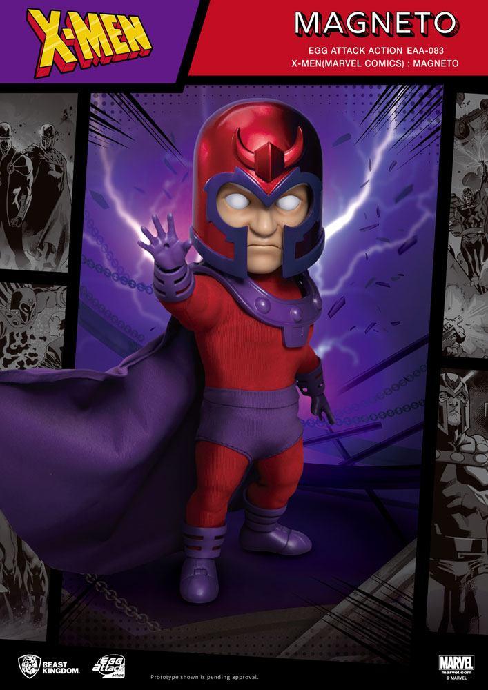 X-Men Egg Attack Action Figure Magneto 17 cm