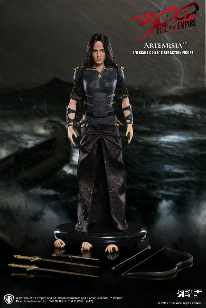 300 Rise of an Empire My Favourite Movie AF 1/6 Artemisia 2.0 Limited Edt.