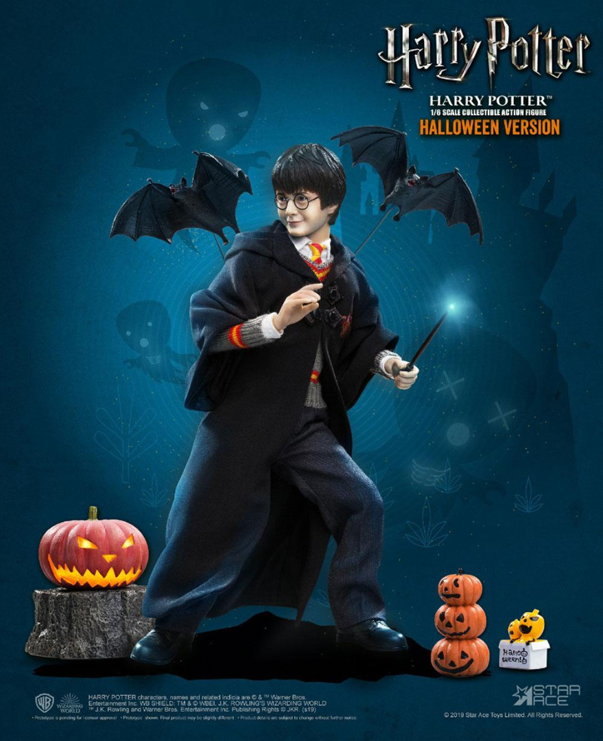 Harry Potter My Favourite Movie AF 1/6 Harry Potter (Child) Halloween LE