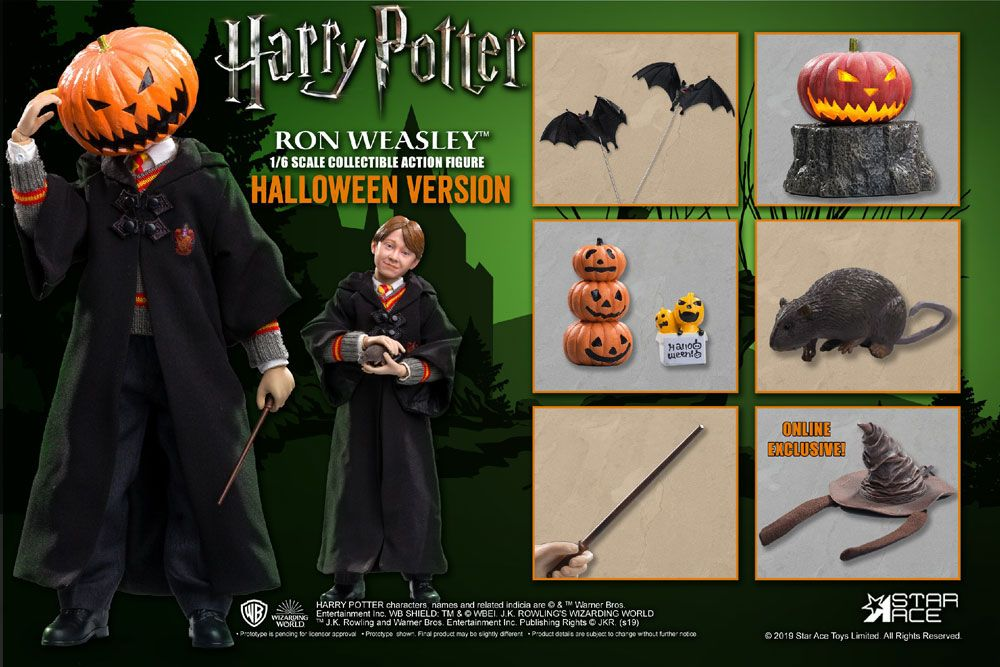 Harry Potter My Favourite Movie AF 1/6 Ron Weasley (Child) Halloween LE