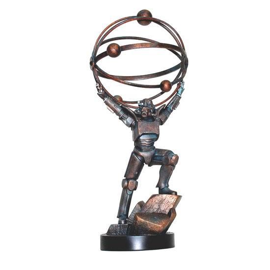 Fallout PVC Statue Atomic Atlas 38 cm