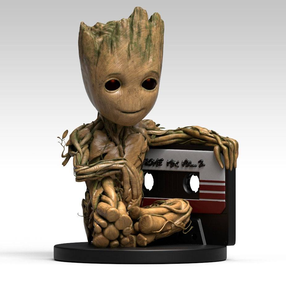 Mealheiro/ Coin Bank Guardians of the Galaxy 2 Baby Groot 25 cm