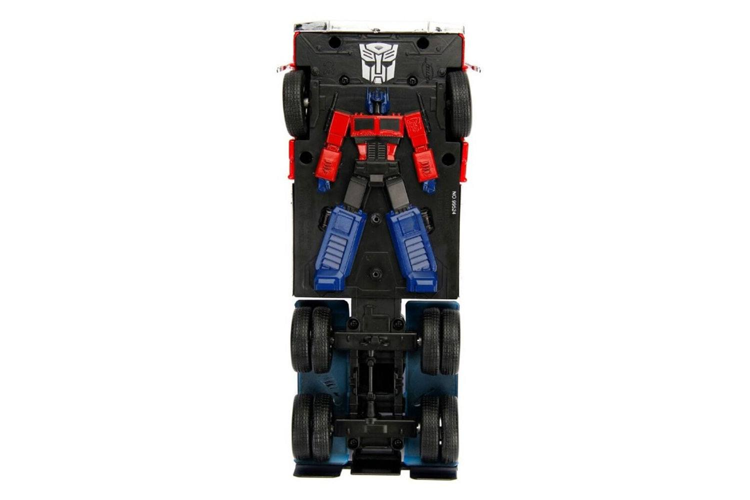 Transformers Diecast Model 1/24 G1 Optimus Prime