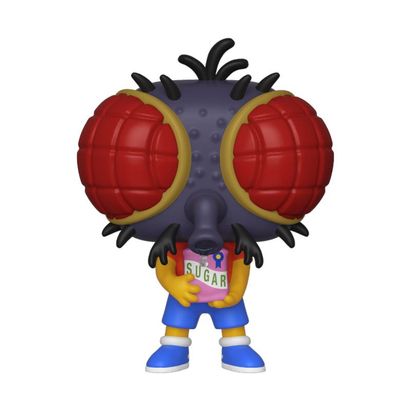 Simpsons POP! TV Vinyl Figure Fly Boy Bart 10 cm