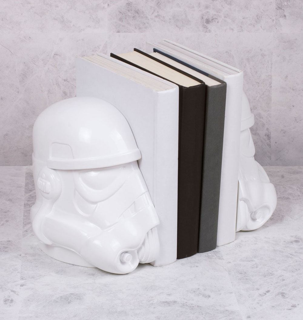 Original Stormtrooper Bookends
