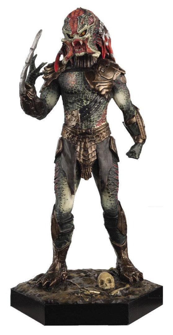 The Alien & Predator Figurine Collection Berzerker Predator (Predators) 12